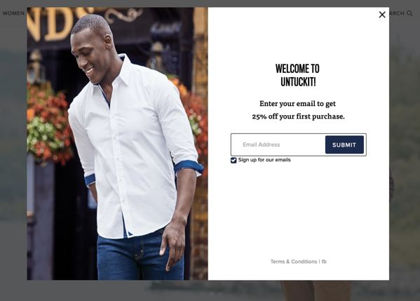 3 Ways Referral Program Automation Can Increase Email Subscribers Ahead of Cyber Weekend Example 3