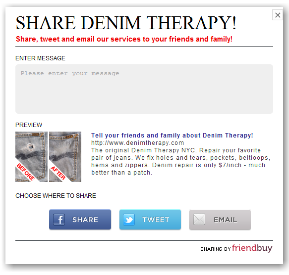 Denim Therapy