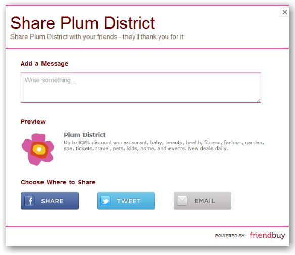Plum Distict