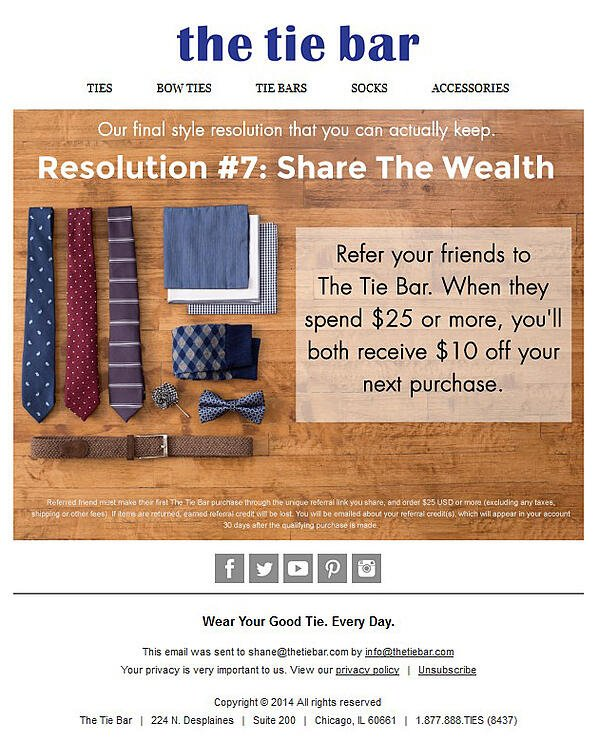 the-tie-bar-email-blast