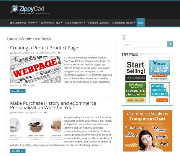 zippycart blogs