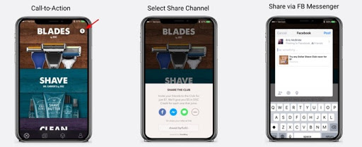 Referral Marketing: The Essential Guide - Native Mobile App